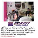 usa nailz edinburgh