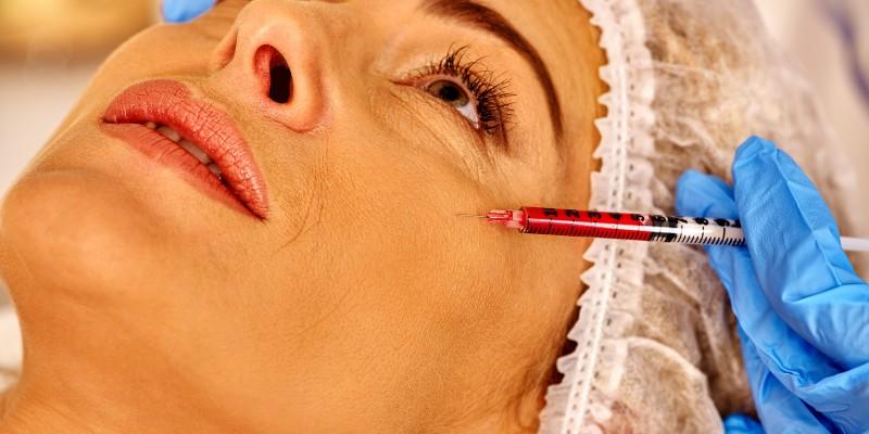 botox aging wrinkles